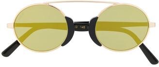 L.G.R Togo round-frame sunglasses