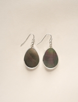 Shell Teardrop Earring