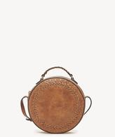 Sole Society Women's Anora Crossbody Vegan Bag Leather Black Vegan Leather From