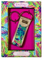 Lilly Pulitzer Island Time Key Fob