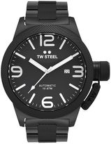 TW Steel Men's Canteen Stainless Steel Automatic Watch - CB216