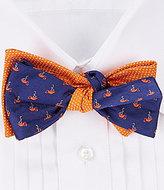 Daniel Cremieux Flamingo Silk Bow Tie