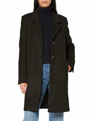 Selected Women's Slfsasja Wool Coat B Noos