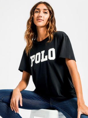 Polo Ralph Lauren Big Polo T-Shirt in Black