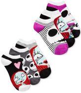 Disney Women's 6-Pk. The Nightmare Before Christmas Socks