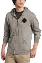 Brixton Men's Civil Hooded Zip Sweatshirt