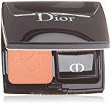 Christian Dior Blush Vibrant Color Powder Blush for Women, Orange Riviera, 0.2 Ounce