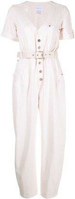 Alice McCall Bronte belted jumpsuit