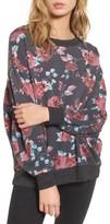 Splendid Women's Graphic Sweatshirt