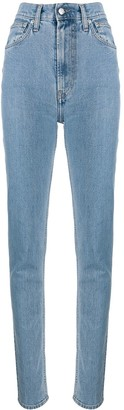 Helmut Lang High Waisted Jeans