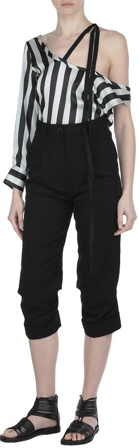 Ann Demeulemeester Harbour Pantalone