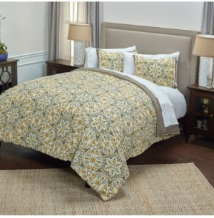 Riztex USA Tradewinds King 3 Piece Comforter Set Bedding