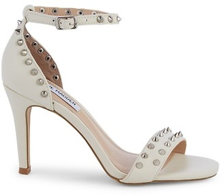 Steve Madden Lavali Studded Leather Cutout Sandals