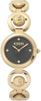 Thumbnail for your product : Versus By Versace Women's Peking Road Petite Gold-Tone Stainless Steel Bracelet Watch 28mm
