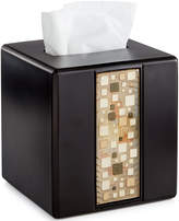 Croscill Bath, Mosaic Tissue Cover