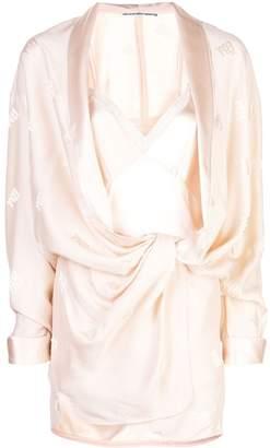 Alexander Wang kimono dress