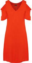 Cosabella Erika Cold-Shoulder Stretch-Jersey Nightdress