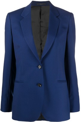 Paul Smith A Suit To Travel single-breasted blazer
