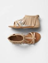Gap Fringe sandals