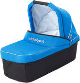 N. Out 'N' About Nipper Single Carrycot, Lagoon Blue