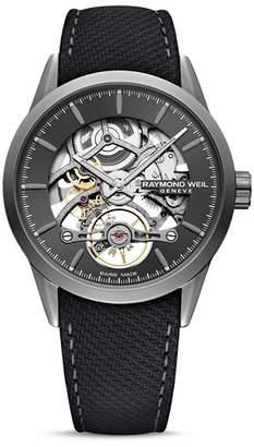 Raymond Weil Freelancer 1212 Limited-Edition Skeleton Automatic Watch, 42mm - 100% Exclusive
