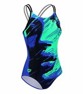Arena Face One Piece Swimsuit 39355