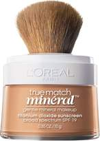 L'Oreal True Match Loose Powder Mineral Foundation, Natural Beige, 0.35 oz.