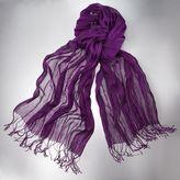 Simply vera vera wang slubbed scarf