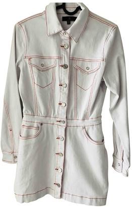 Petite Mendigote White Denim - Jeans Dress for Women