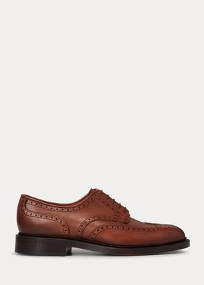 Ralph Lauren Brenton Leather Wingtip