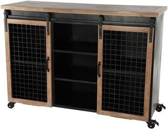 Uma Enterprises Rolling Cabinet