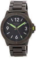 Nixon Men&s Cardiff Stainless Steel Watch