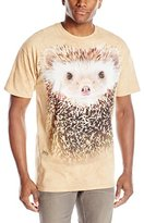 The Mountain Men's Big Face Hedgehog T-Shirt