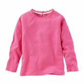 Osh Kosh Oshkosh Girls Long Sleeve T-Shirt-Toddler