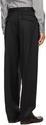 Ermenegildo Zegna Couture Black #UseTheExisting Trousers