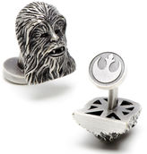 Star Wars STARWARS 3D Palladium Chewbacca Cuff Links