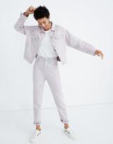 Madewell The Raglan Oversized Jean Jacket: Overdyed Edition