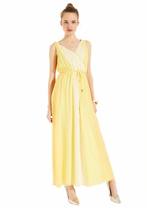 Comma Dress 8e.095.81.3084 Women's