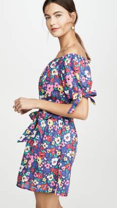 Playa Lucila Printed Mini Dress