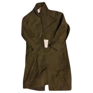 Yeezy Green Suede Jackets
