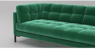 Swoon Landau Fabric 3 Seater Sofa