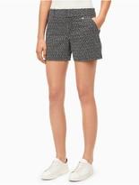 Calvin Klein Stacked Dot City Shorts
