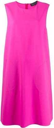 Gianluca Capannolo Sleeveless Flared Dress