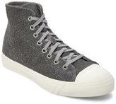 Pro-Keds Dark Grey Royal Suede High Top Sneakers