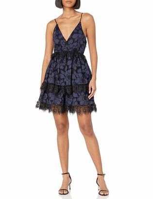 KENDALL + KYLIE Women's Lace Babydoll Dress