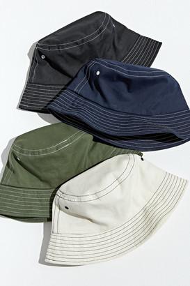 BDG Contrast Stitch Bucket Hat