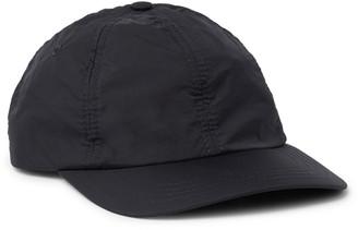 Folk Logo-Detailed Nylon Baseball Cap