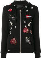 Philipp Plein Syberian Artic hoodie