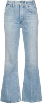 Citizens of Humanity Amelia flared jeans