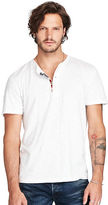 Denim & Supply Ralph Lauren Flag-Placket Henley